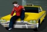لعبة سيارة التاكسى المجنون