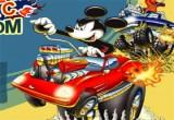 لعبة سيارة ميكى ماوس
