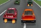 لعبة سباق السيارات الامريكية
