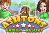 العاب منتجع عائلة اشتون