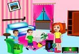 العاب تنظيف وترتيب المنزل