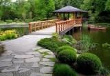 العاب ديكور الحديقة