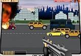 لعبة مطاردة سيارات المجرمين