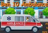 لعبة سيارة إسعاف بن تن 10