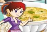 لعبة طبخ الدجاج بالصوص