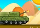 لعبة دبابات مدمرة